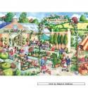 500 pcs - Gardeners' Delight - Debbie Cook (by Gibsons)