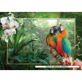 Jigsaw puzzle 1000 pcs - Parrots in the Jungle (by Ravensburger)