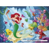 Jigsaw puzzle 60 pcs - Princess Ariel - Disney (by Nathan)
