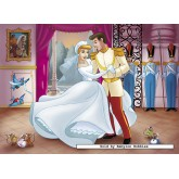 Jigsaw puzzle 100 pcs - Cinderella Dances - Disney (by Nathan)