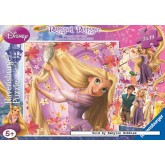 Jigsaw puzzle 49 pcs - Rapunzel - Disney (by Ravensburger)