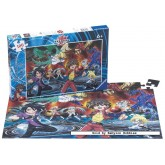 100 pcs - Bakugan Dan and Friends - Bakugan (by Ravensburger)