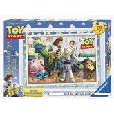 Jigsaw puzzle 60 pcs - Toy Story - Floor puzzles (by Ravensburger)