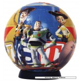 Jigsaw puzzle 96 pcs - Toy Story 3 - Puzzleball Junior (by Ravensburger)