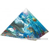 Jigsaw puzzle 240 pcs - Underwater World - PuzzlePyramid (by Ravensburger)