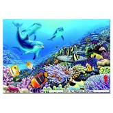 Jigsaw puzzle 1000 pcs - Reef Pals (by Educa)