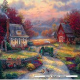 Jigsaw puzzle 1000 pcs - Afternoon Harvest - Chuck Pinson (by Masterpieces)