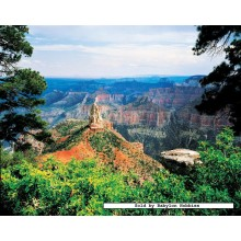 Jigsaw puzzle 500 pcs - Grand Canyon North Rim (by Masterpieces)