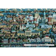 Jigsaw puzzle 500 pcs - Philadelphia - Eric Dowdle (by Masterpieces)