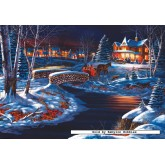 Jigsaw puzzle 500 pcs - Over the River (by Masterpieces)