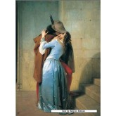 Jigsaw puzzle 1000 pcs - THE KISS - Hayez (by Ricordi)