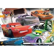 Jigsaw puzzle 20 pcs - Cars Lightning McQueen D.J. Wingo - Disney (by Ravensburger)