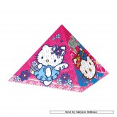 Jigsaw puzzle 240 pcs - Hello Kitty - PuzzlePyramid (by Ravensburger)