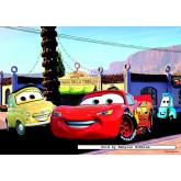 Jigsaw puzzle 100 pcs - Pixar Cars - Disney (by Jumbo)