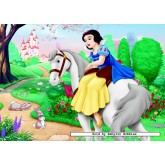 Jigsaw puzzle 35 pcs - Princess & Horses - Disney (by Jumbo)