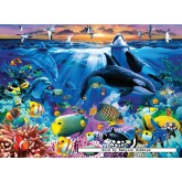 200 pcs - Life Under Water (by Ravensburger)