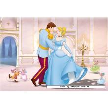 Jigsaw puzzle 20 pcs - Disney Princess - Disney (by Ravensburger)