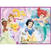 100 pcs - Disney Princess - XXL (by Ravensburger)