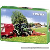 Jigsaw puzzle 60 pcs - FENDT 211 Vario - Collector Tins (by Schmidt)