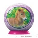 60 pcs - Baby Horse - Puzzleball (by Ravensburger)