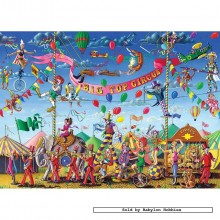 Jigsaw puzzle 500 pcs - The Big Top (by Gibsons)