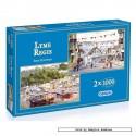 1000 pcs - Lyme Regis (2x) (by Gibsons)