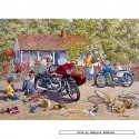 1000 pcs - Holiday Holdups  - Michael Herring (by Gibsons)