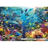 9000 pcs - Underwater Paradise (by Ravensburger)
