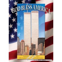 Jigsaw puzzle 500 pcs - God Bless America (by Masterpieces)