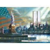 Jigsaw puzzle 500 pcs - We Will Never Forget (by Masterpieces)