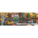 Jigsaw puzzle 1000 pcs - Autumn Grace - Kim Norlien (by Masterpieces)