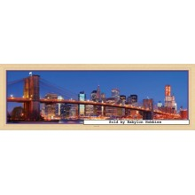 Jigsaw puzzle 1000 pcs - New York City - Panorama (by Masterpieces)