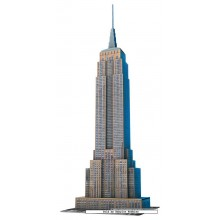 Jigsaw puzzle 216 pcs - Empire State Building New York - Puzzle 3D (by Ravensburger)