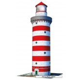 216 pcs - Lighthouse - Puzzle 3D (by Ravensburger)