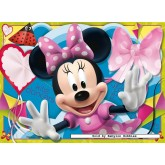 12 pcs - Minnie Mouse - Progressive (by Ravensburger)