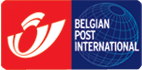 Belgian Post International logo